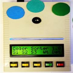 Very lowcost colorimeter